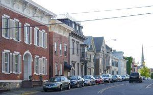 Catskills pusat kota