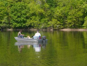 nelayan Leisre di Hudson